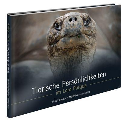 Buch-Neuerscheinung: Tierische Persönlichkeiten im Loro Parque