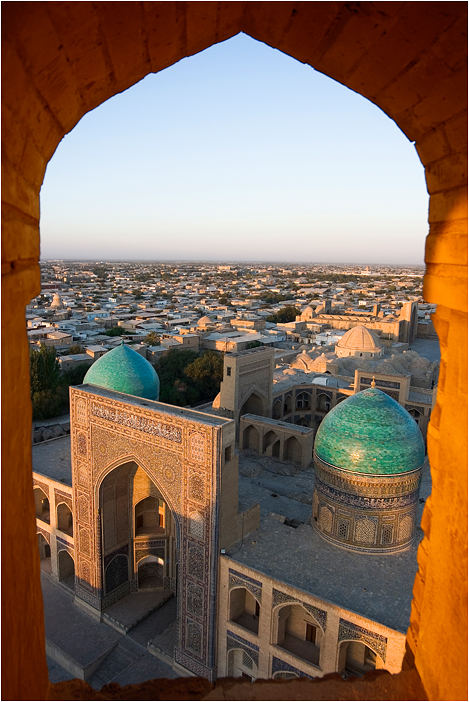 Buchara / Uzbekistan