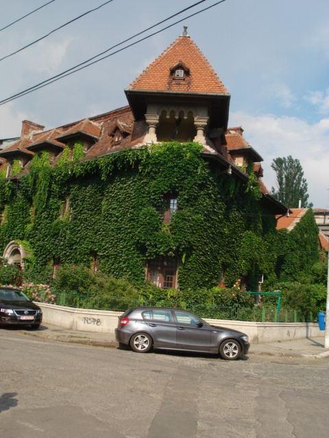 Bucharest in summer