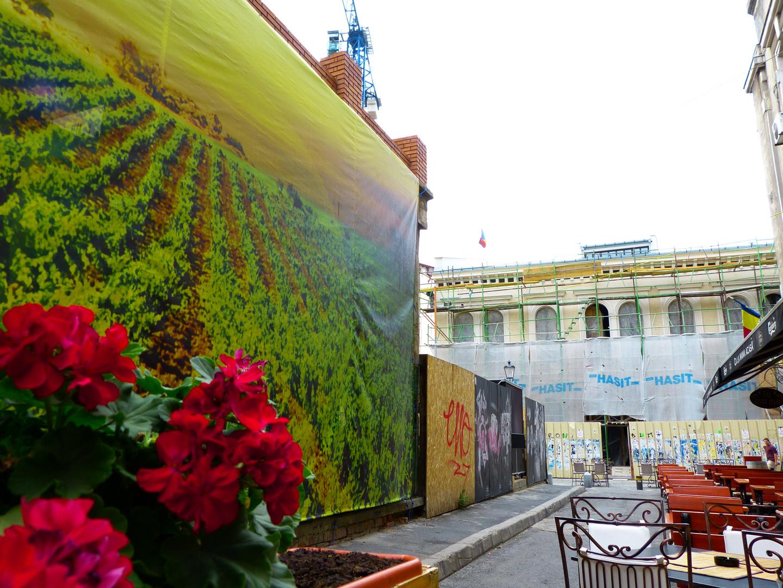 Bucharester Altstadt