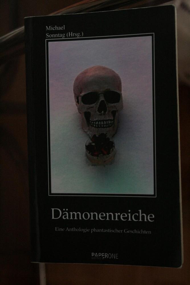Buchcover: Dämonenreiche