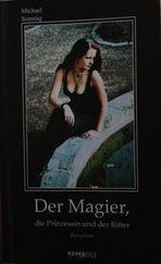 """Buchcover """"Der Magier, die Prinzessin und der Ritter"""""""