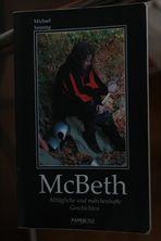 """Buchcover """"McBeth - alltägliche und märchenhafte Geschichten"""""""