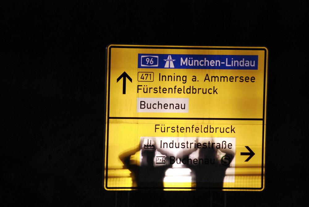Buchenau beobachtet...