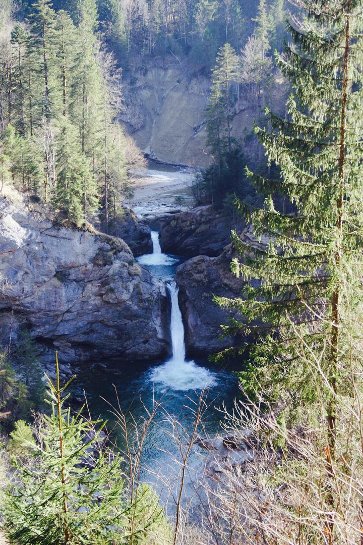 Buchenegger Wasserfälle :)