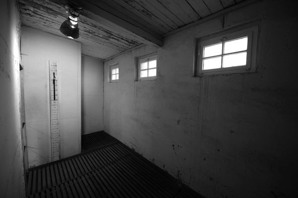 Buchenwald Genickschussanlage