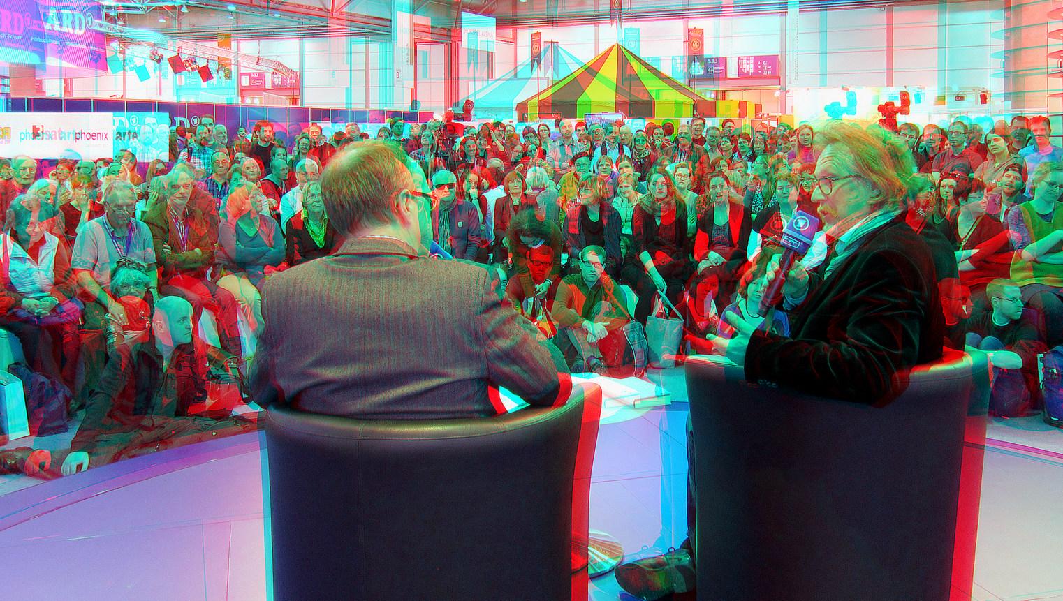 Buchmesse Leipzig 2013 (3D-Foto Nr. 12)