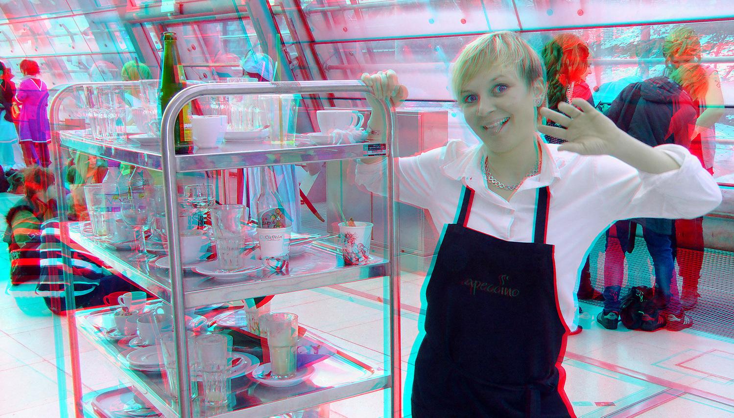 Buchmesse Leipzig 2013 (3D-Foto Nr. 17)
