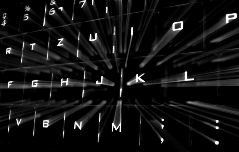 Buchstaben-Dimension