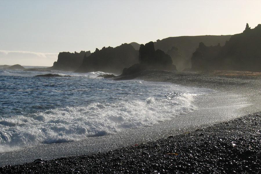 Bucht auf der Halbinsel Snæfellsnes, Island