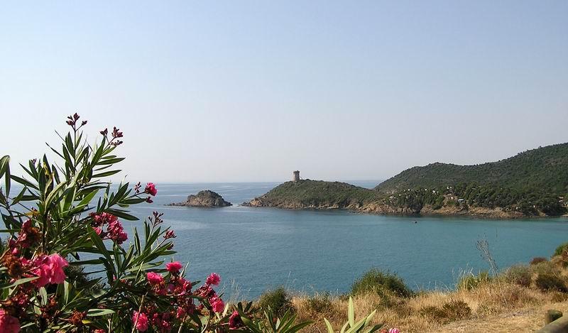 Bucht auf Korsika