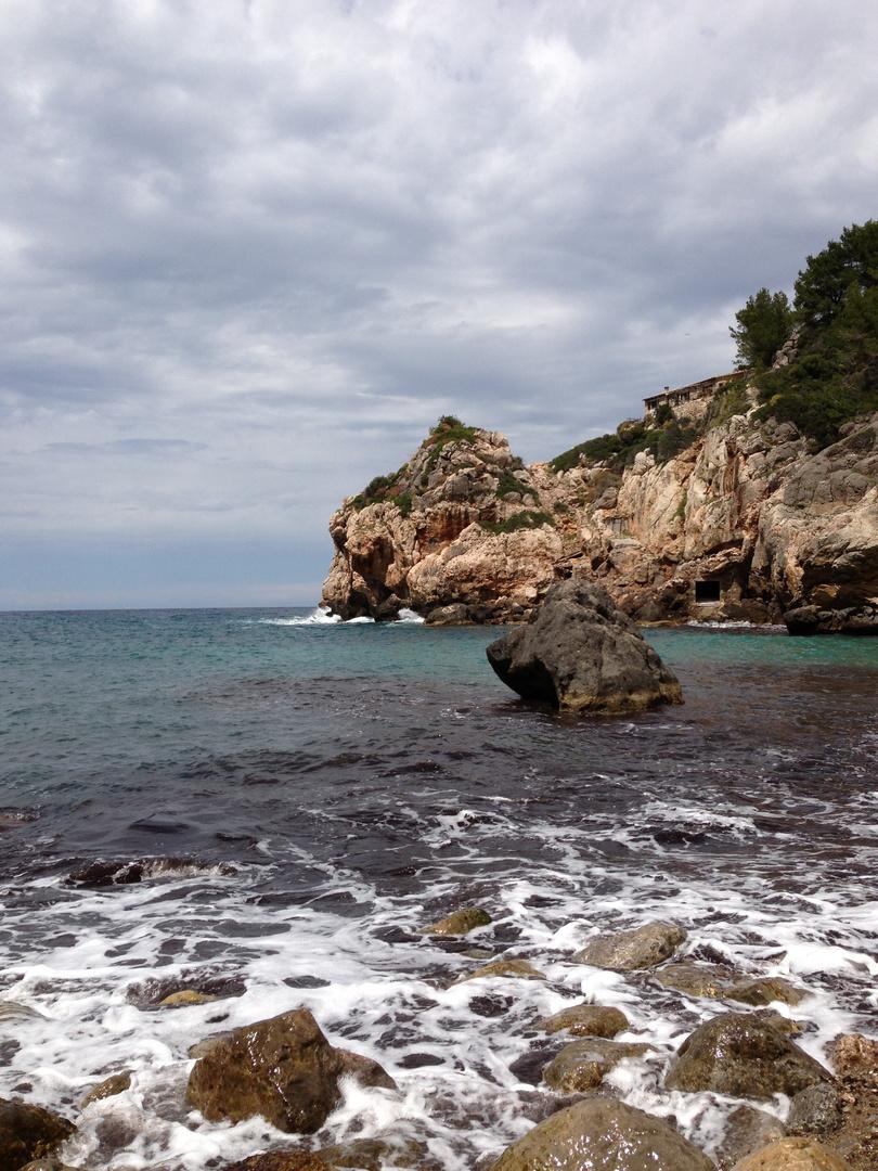 Bucht auf Mallorca