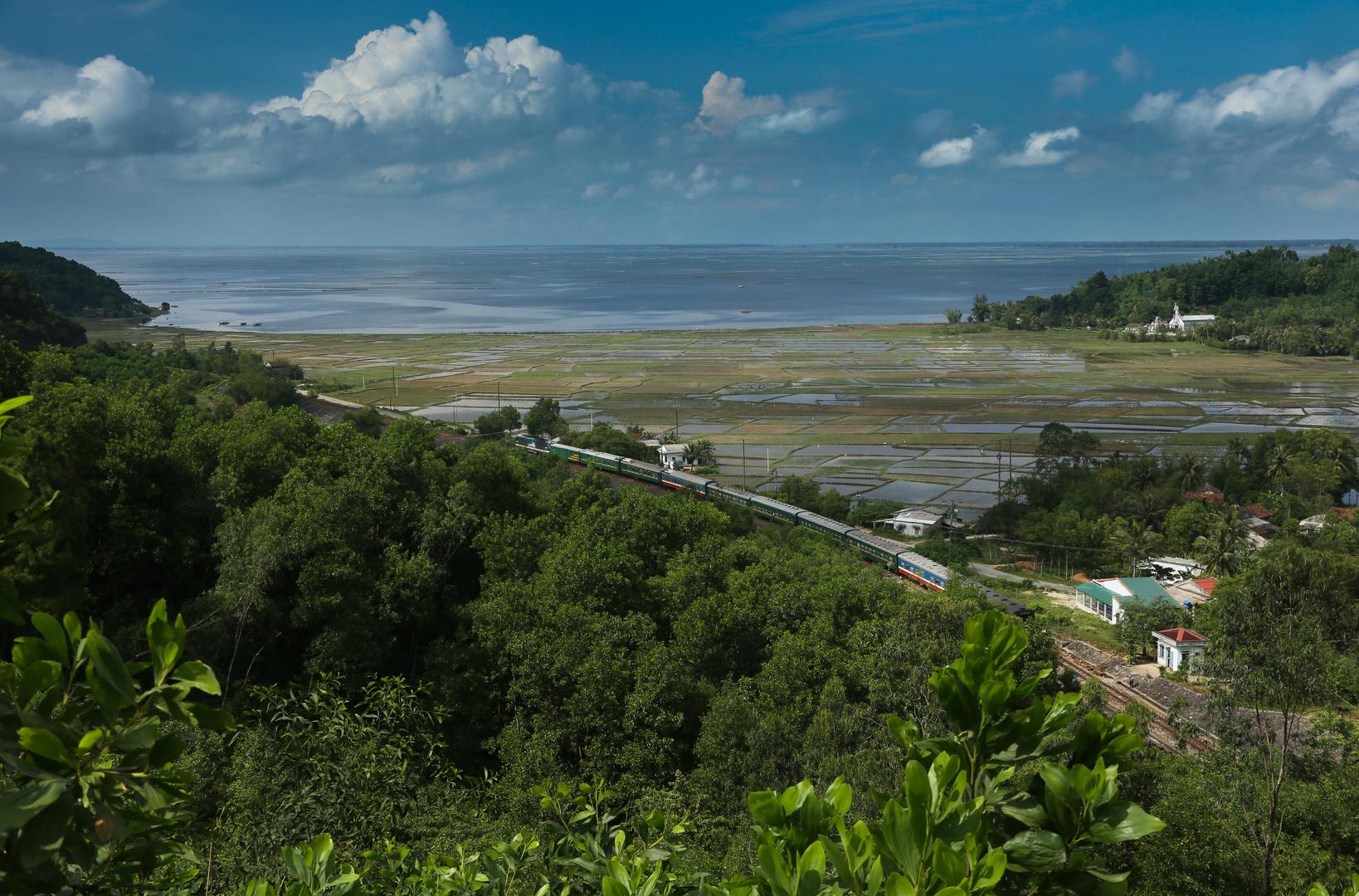 Bucht bei Lang Co