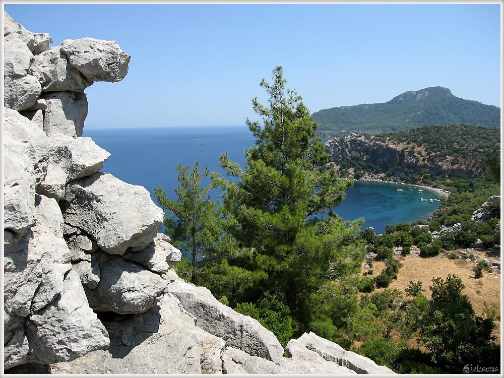 Bucht bei Marmaris