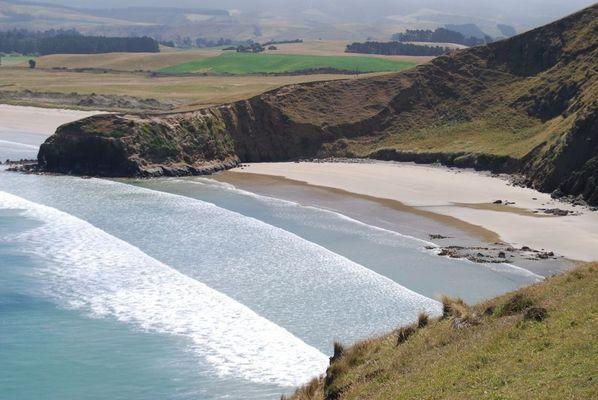 Bucht bei Moeraki