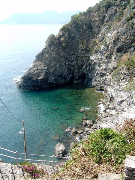 Bucht in Corniglia