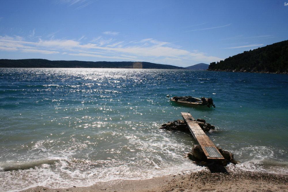 Bucht in Split