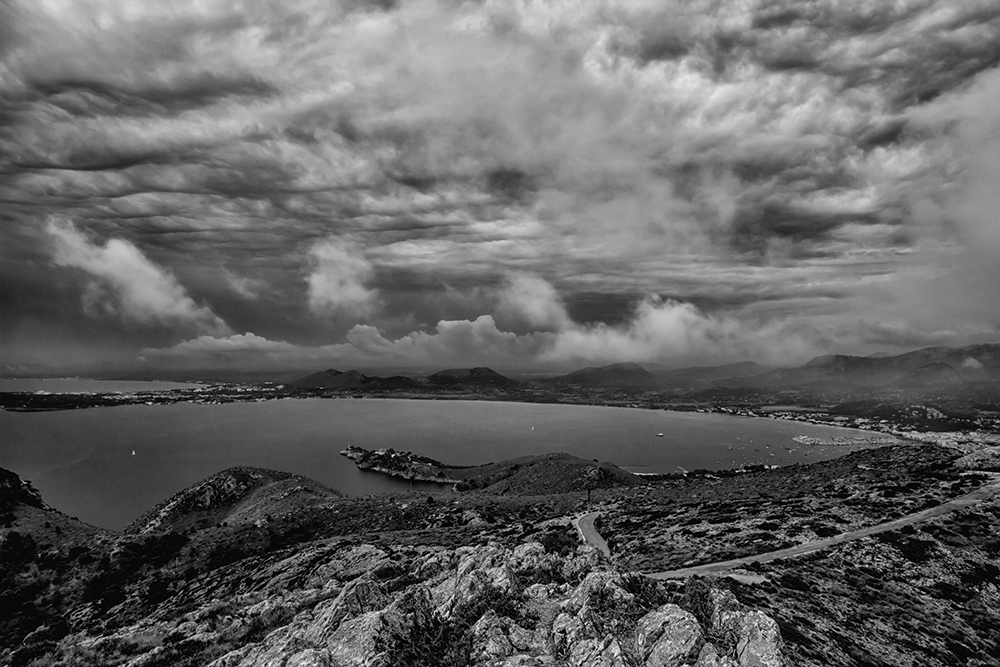 Bucht von Alcudia - sw