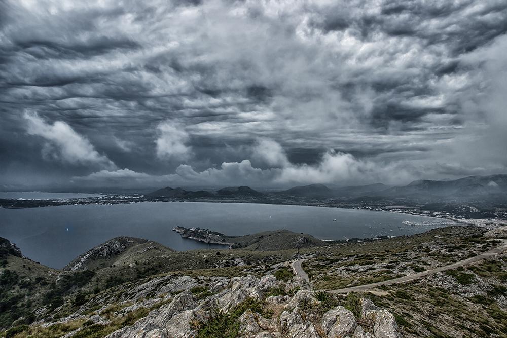 Bucht von Alcudia und Pollensa