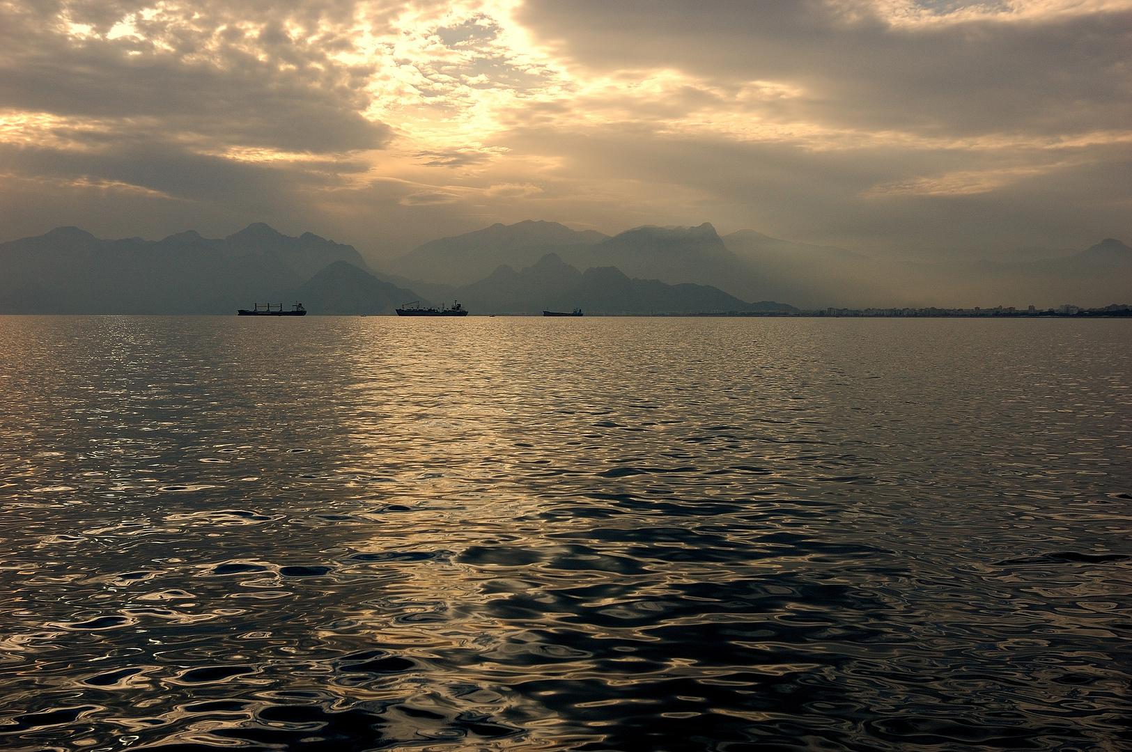 Bucht von Antalya#1