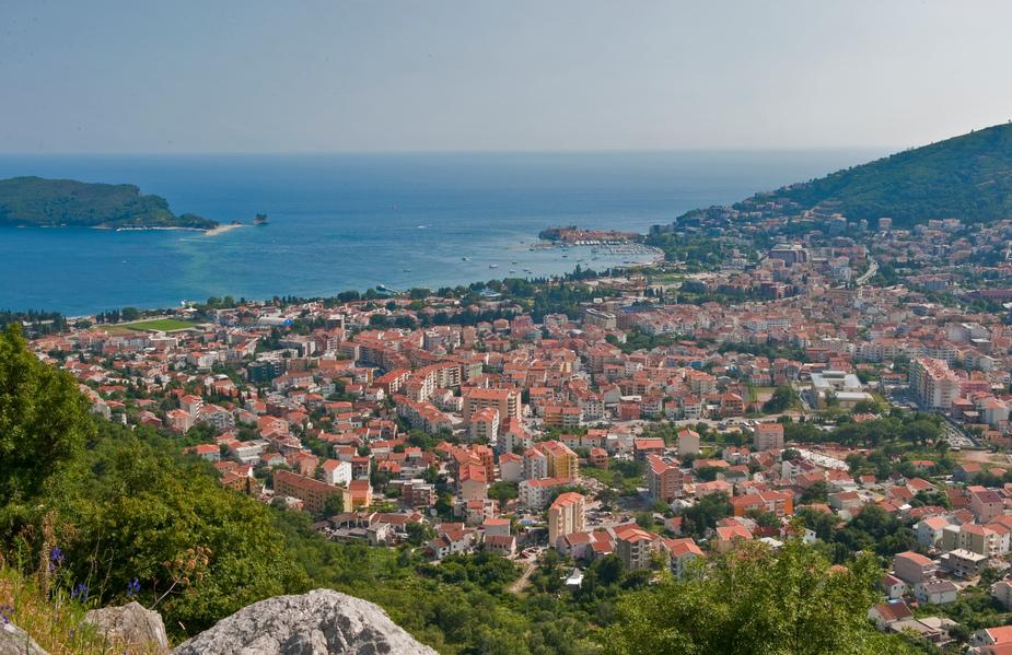 Bucht von Budva - Montenegro