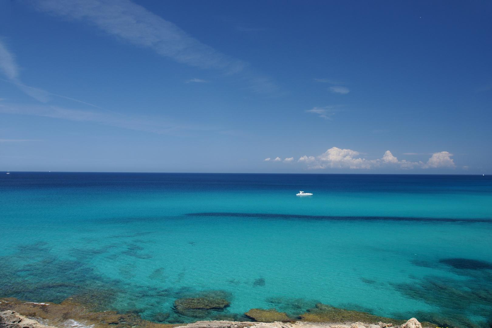 Bucht von Cala Mesquida / Mallorca