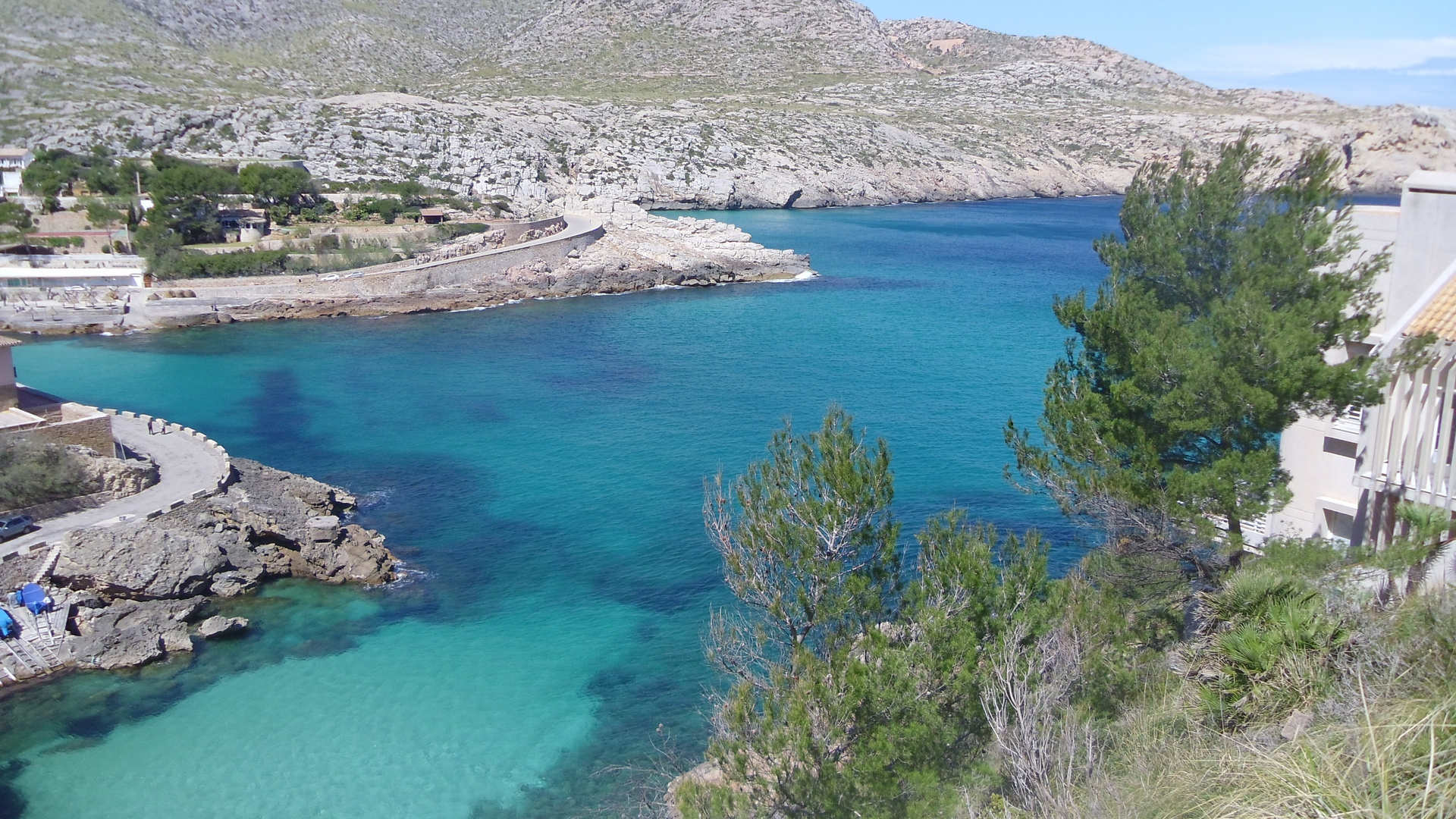 Bucht von Cala san Vicente, Mallorca