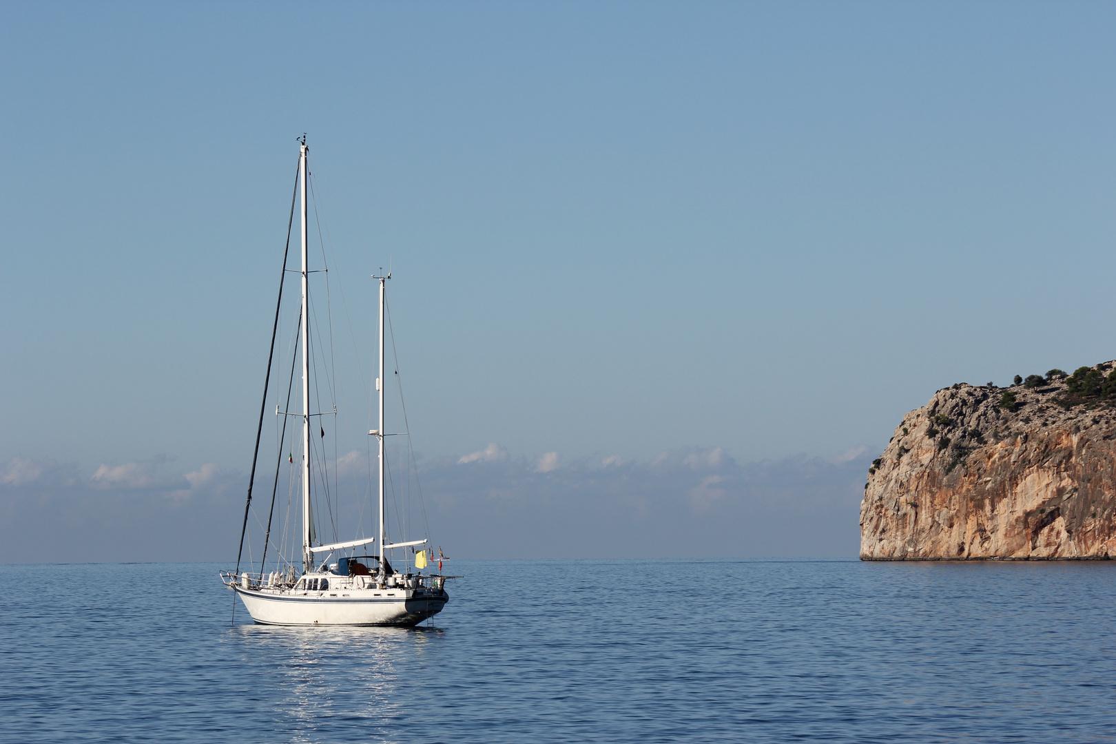 Bucht von Camp de Mar