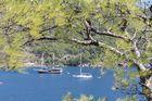Bucht von Dalyan Türkei 2013 im Oktober