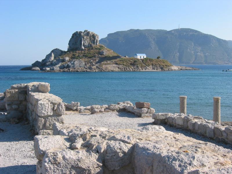 Bucht von Kefalos-Insel Kos