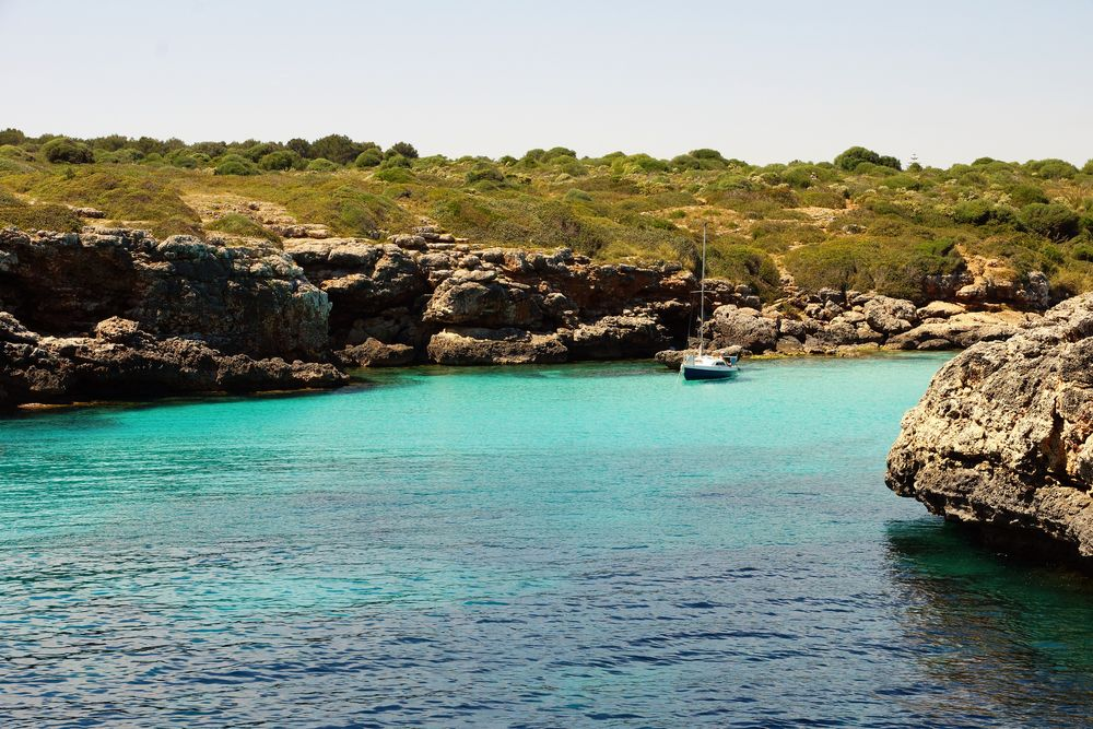 Bucht von Mallorca