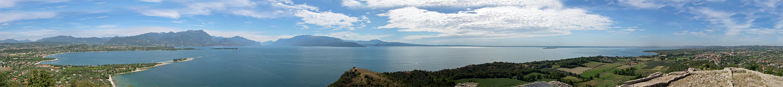 Bucht von Manerba Version 3