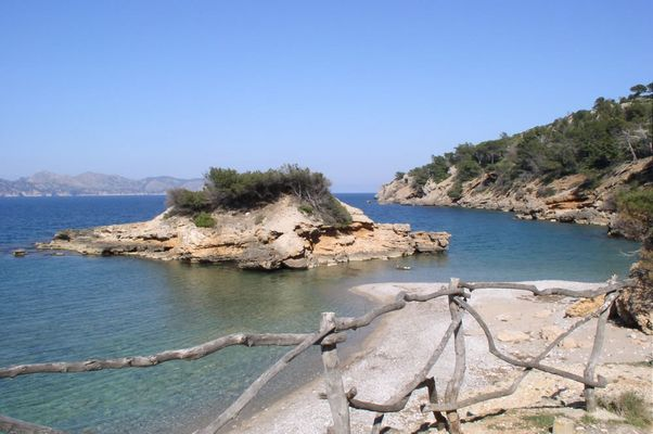 Bucht von Port de Pollenca