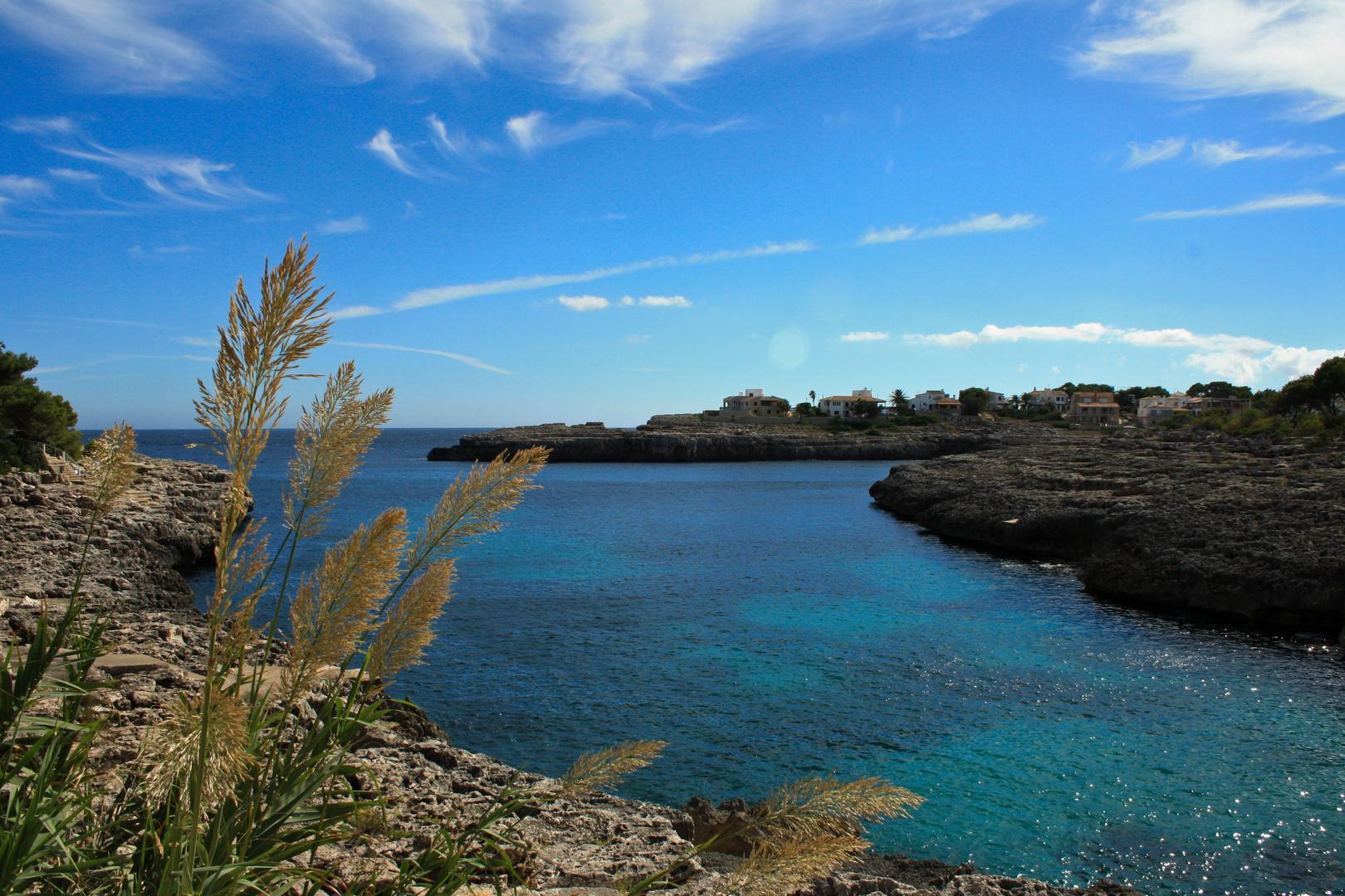 Bucht von Porto Colom, Mallorca