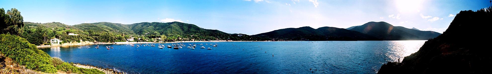 Bucht von Procchio - Insel Elba