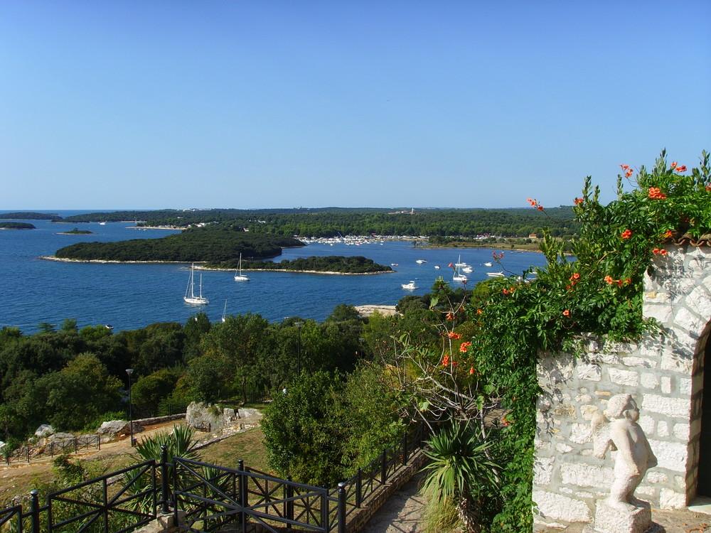 Bucht von Vrsar (Kroatien)