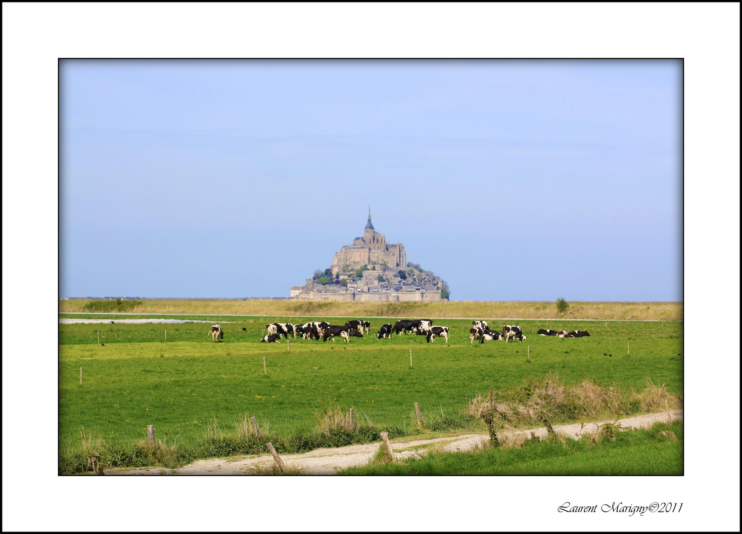 Bucolique Mont Saint Michel