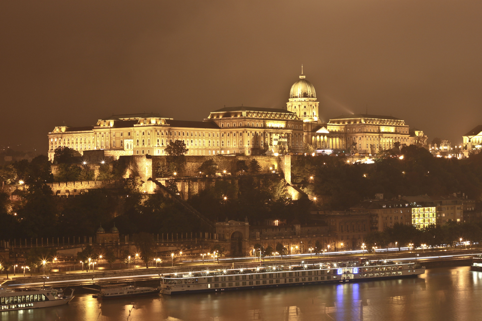 Buda Burg