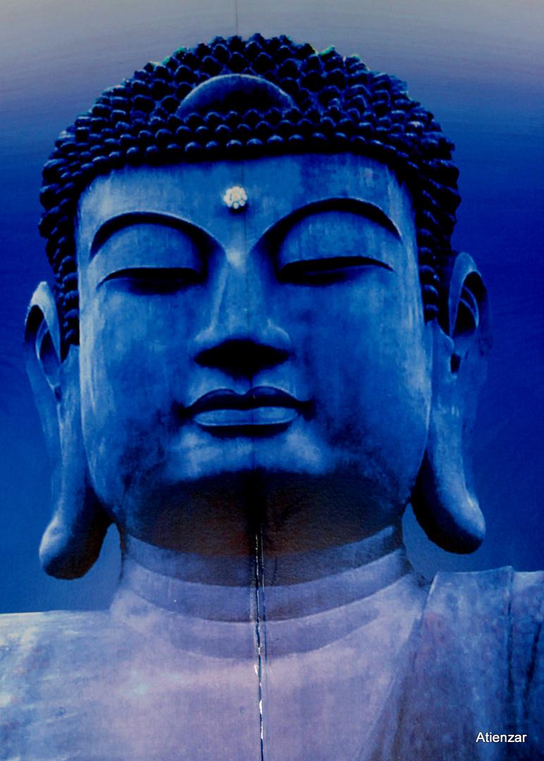 Buda en Chakai.