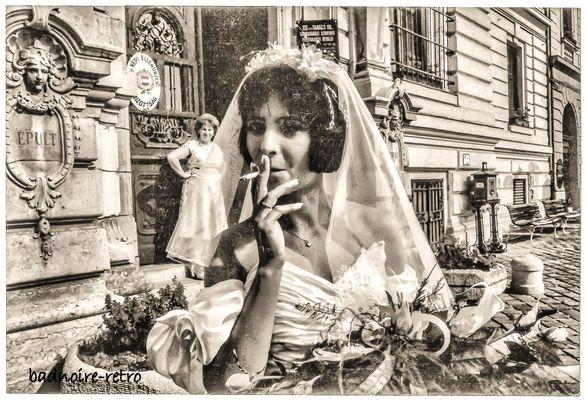 Budapest bride