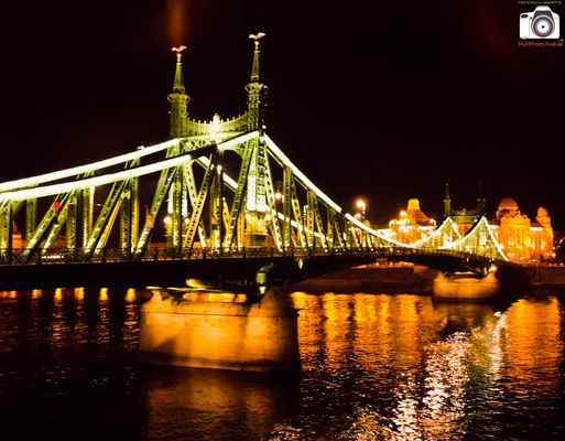 Budapest, Chain Bridge.