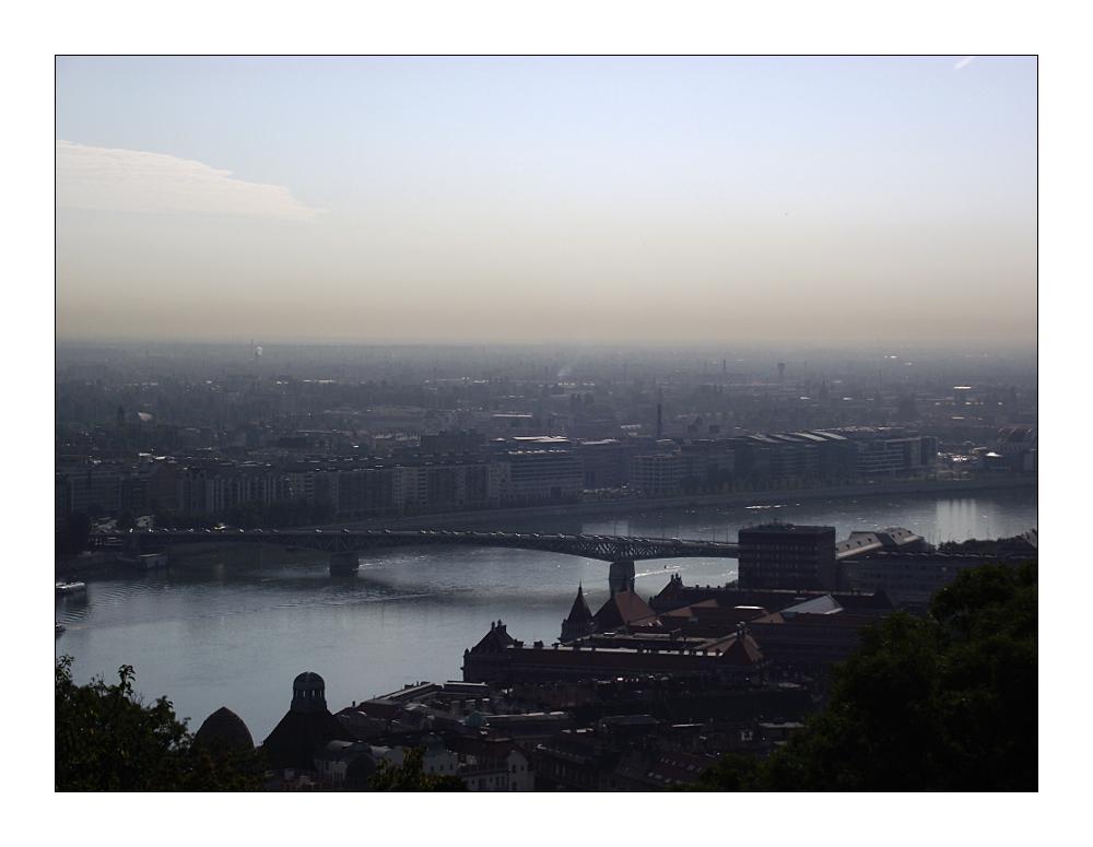 Budapest im Herbst