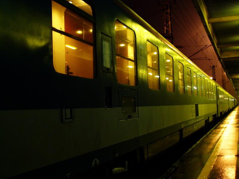 Budapest - kelenföldi megálló