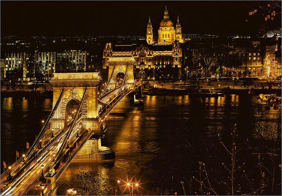Budapest-Kettenbrücke
