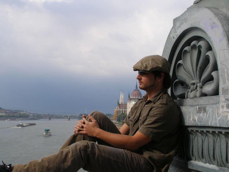 Budapest my second love