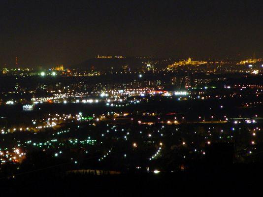 Budapest Nachtaufname