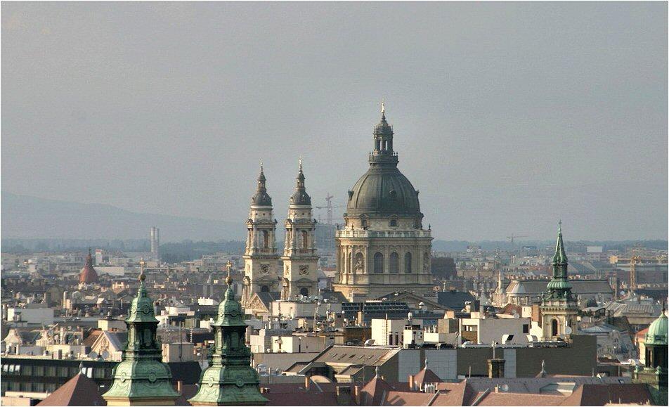 Budapest - Stadtansichten