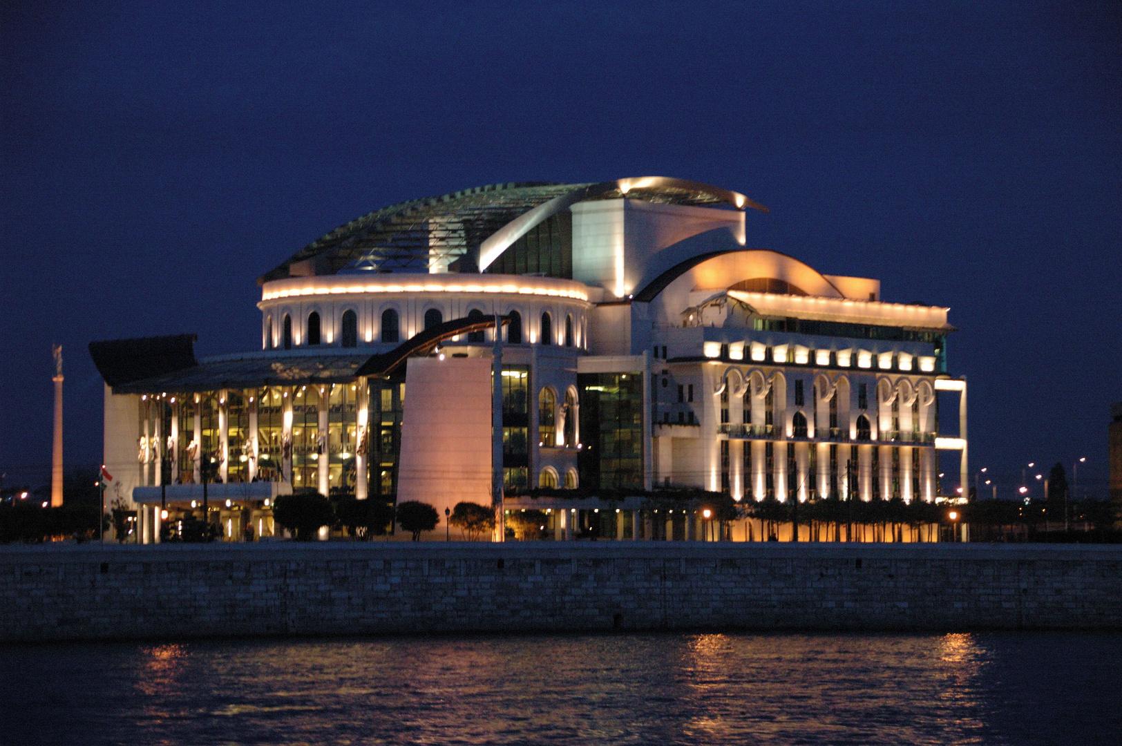 Budapest - Theater
