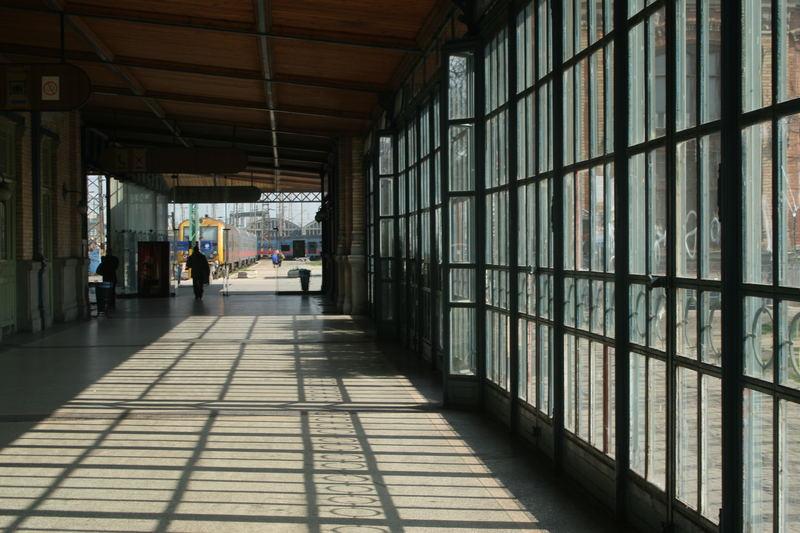 Budapester Westbahnhof