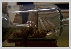 Buddelschiff an Buddelschiff
